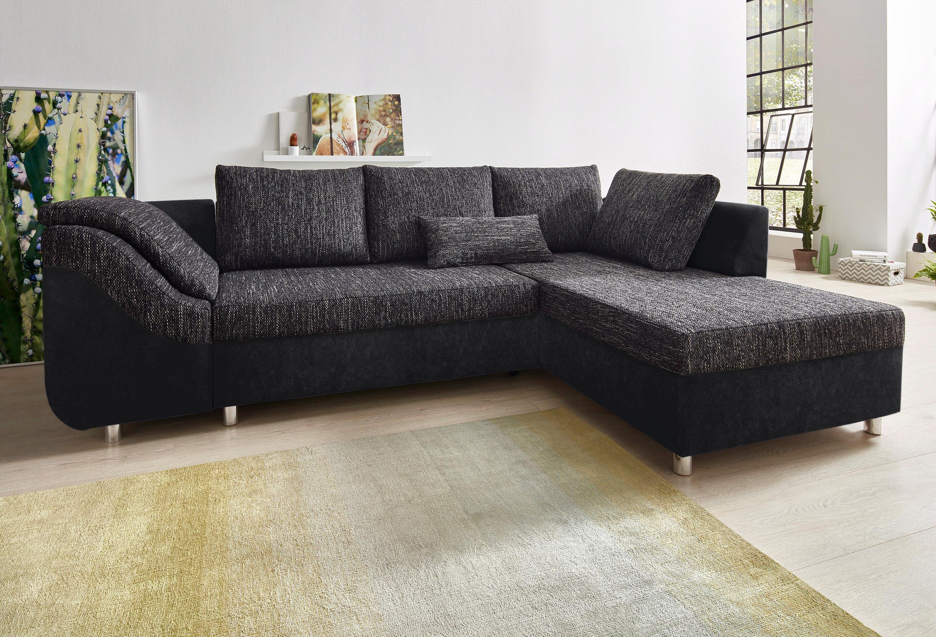 Otto Sofa Klein Collection Ab Polsterecke Mit Bettfunktion Und Bettkasten