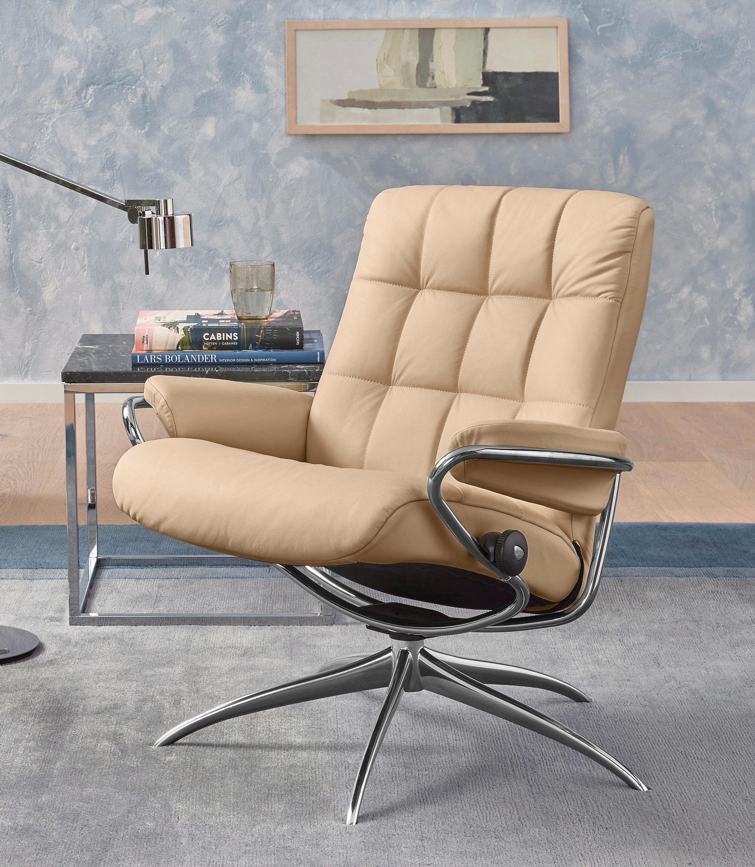 Stressless Sessel Funktion Stressless Relaxsessel London Mit Star Base In 2 Höhen Mit Relax Funktion Online Kaufen Otto