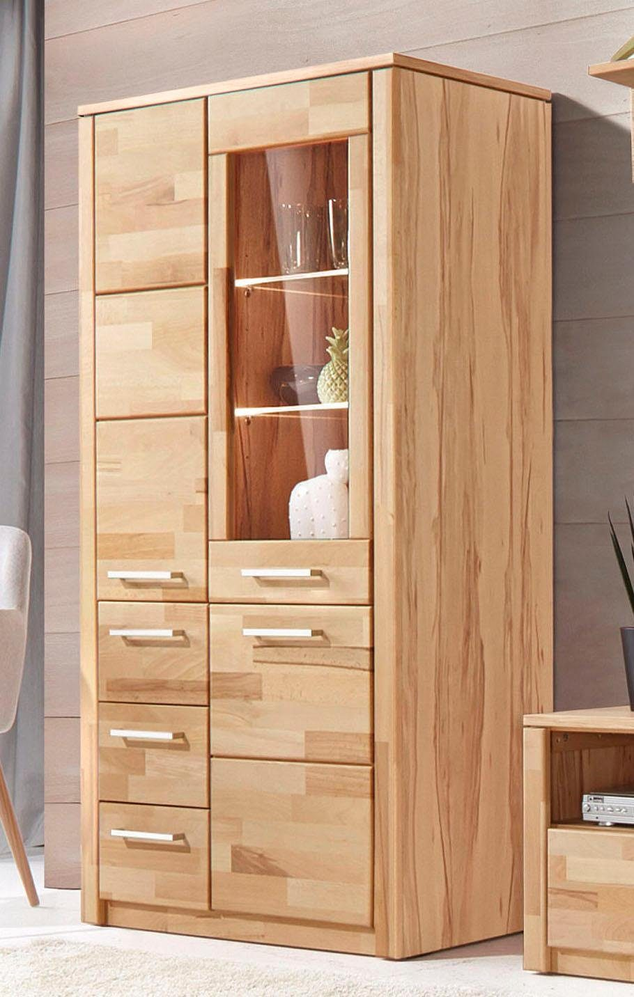 Highboard 80 Cm Breit Places Of Style Highboard »gronfeld«, Breite 80 Cm | Otto