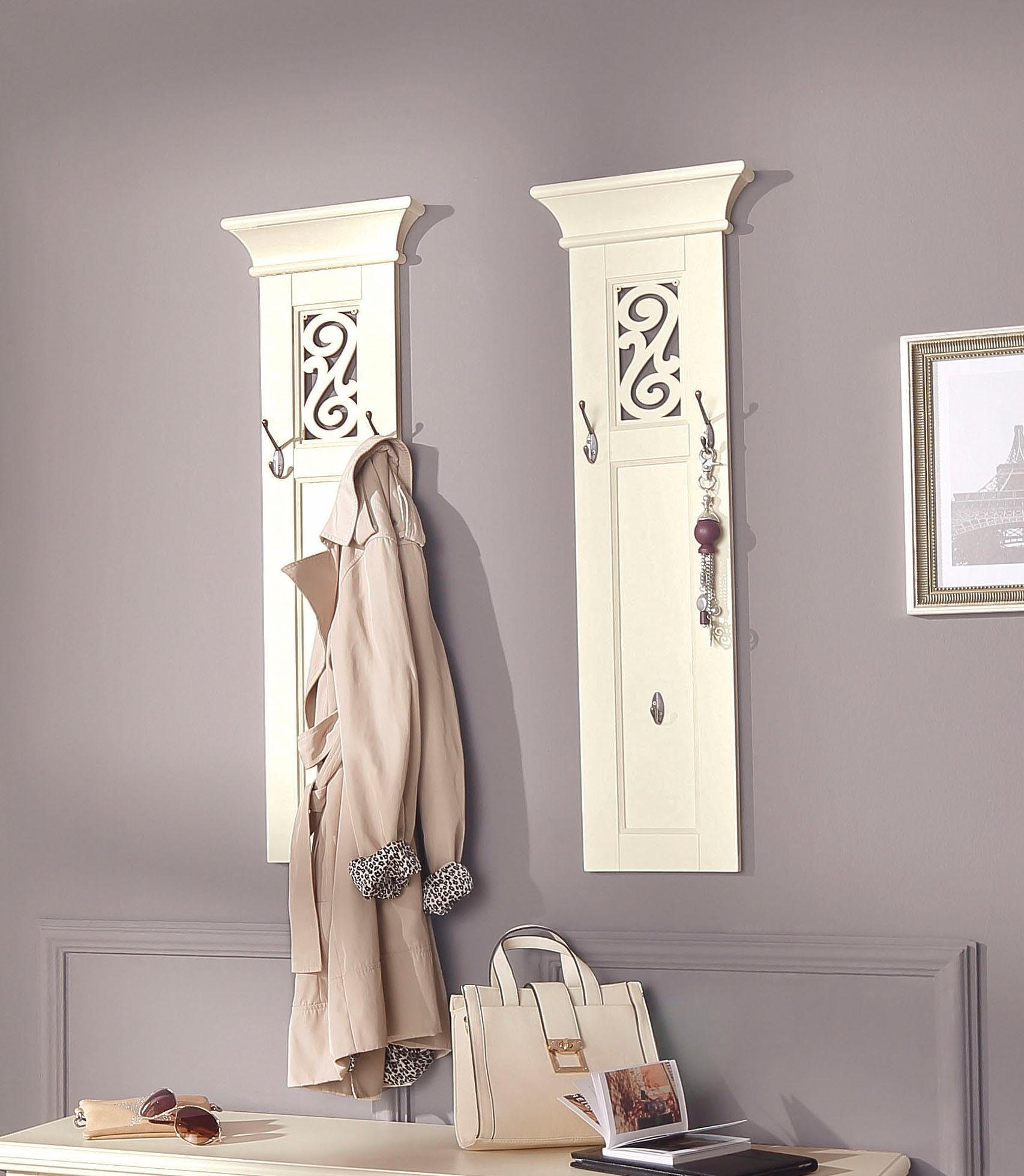 Garderobe Heine Premium Collection By Home Affaire Garderobe Arabeske Im 2er Set Online Kaufen Otto