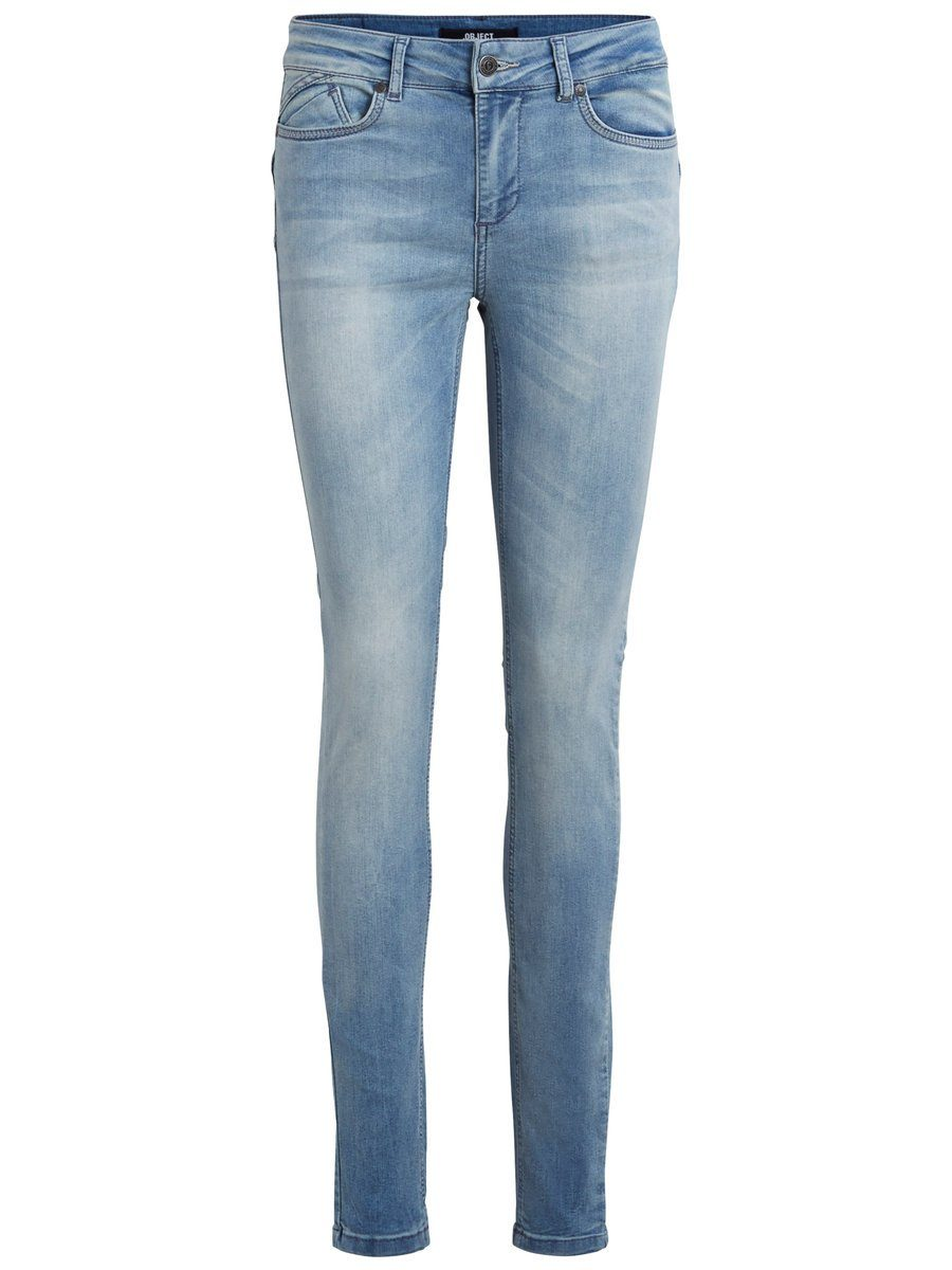 The Vampire Diaries Bettwäsche Object Skinny Fit Jeans