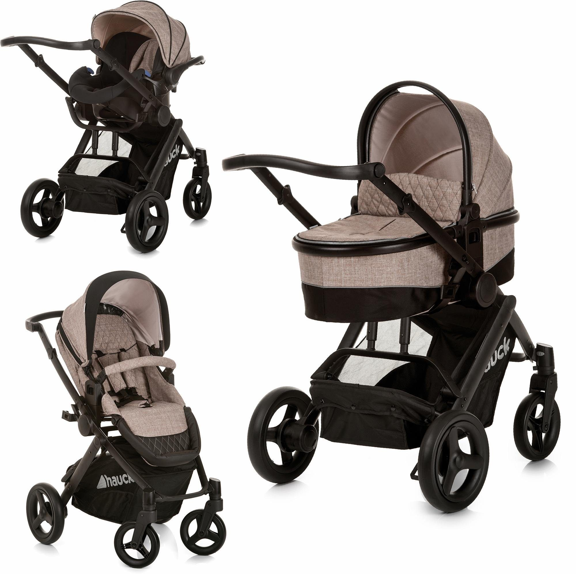 Babyschale Auto Sale Hauck Fun For Kids Kombi Kinderwagen Inkl Babyschale