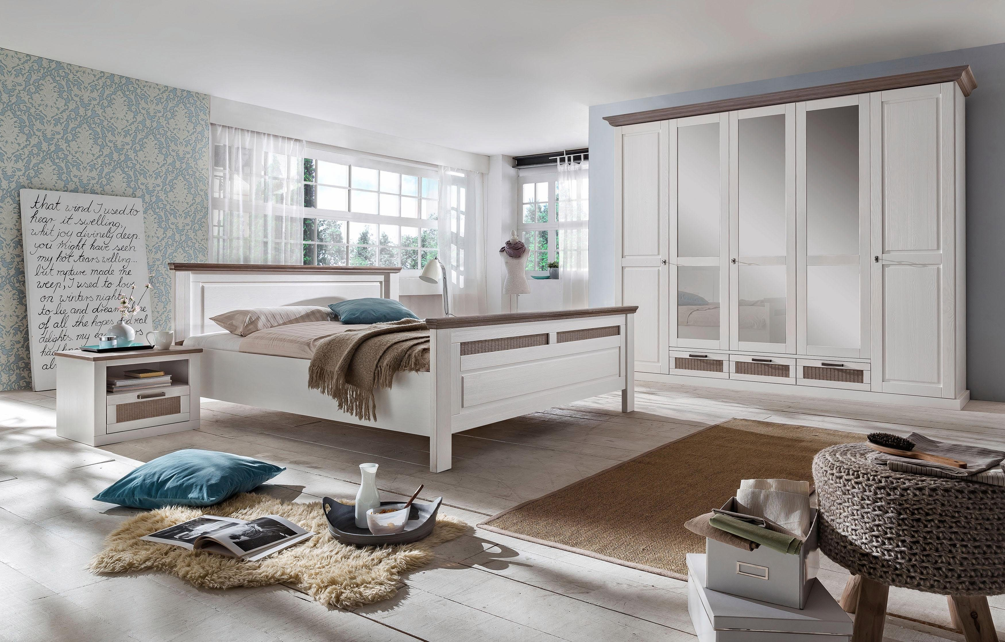 Premium Collection By Home Affaire Schlafzimmer Set
