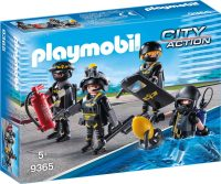 Playmobil SEK-Team (9365), City Action kaufen | OTTO