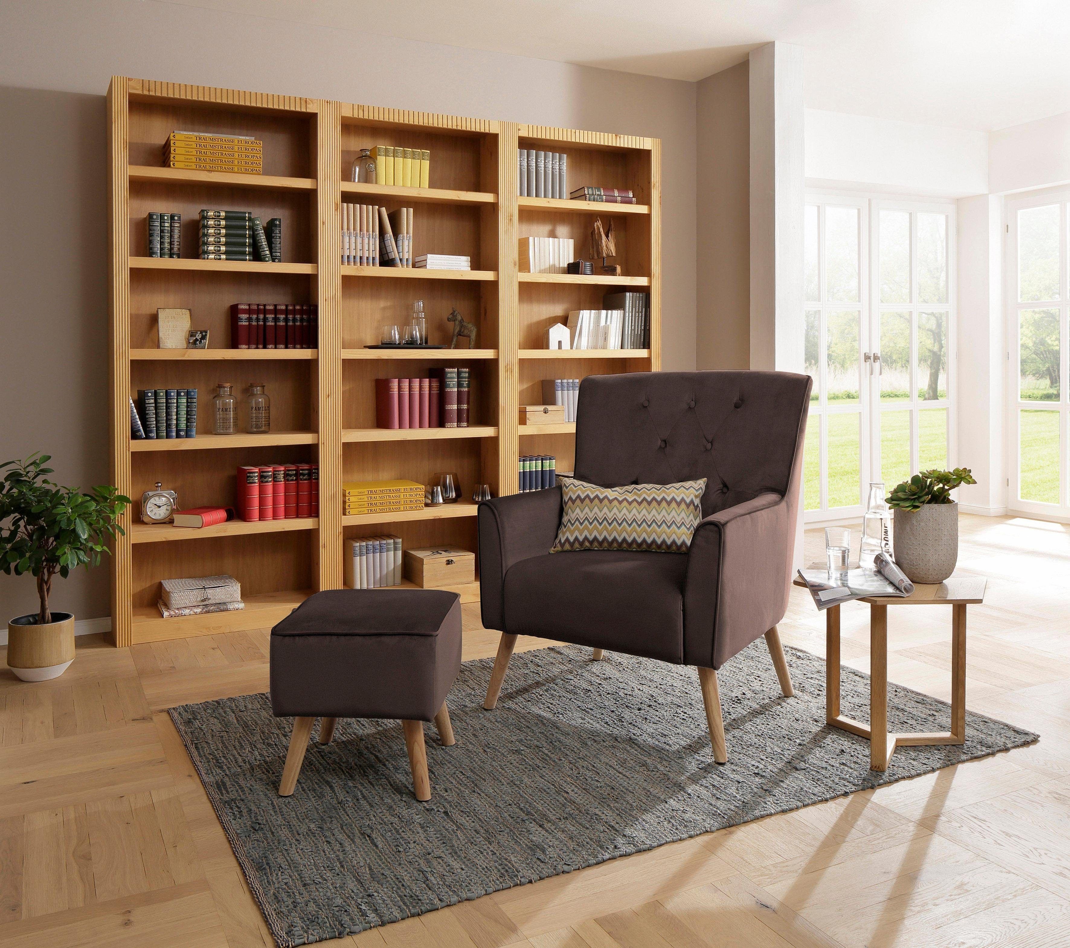 Sessel Home Affaire Otto Sessel Mit Hocker