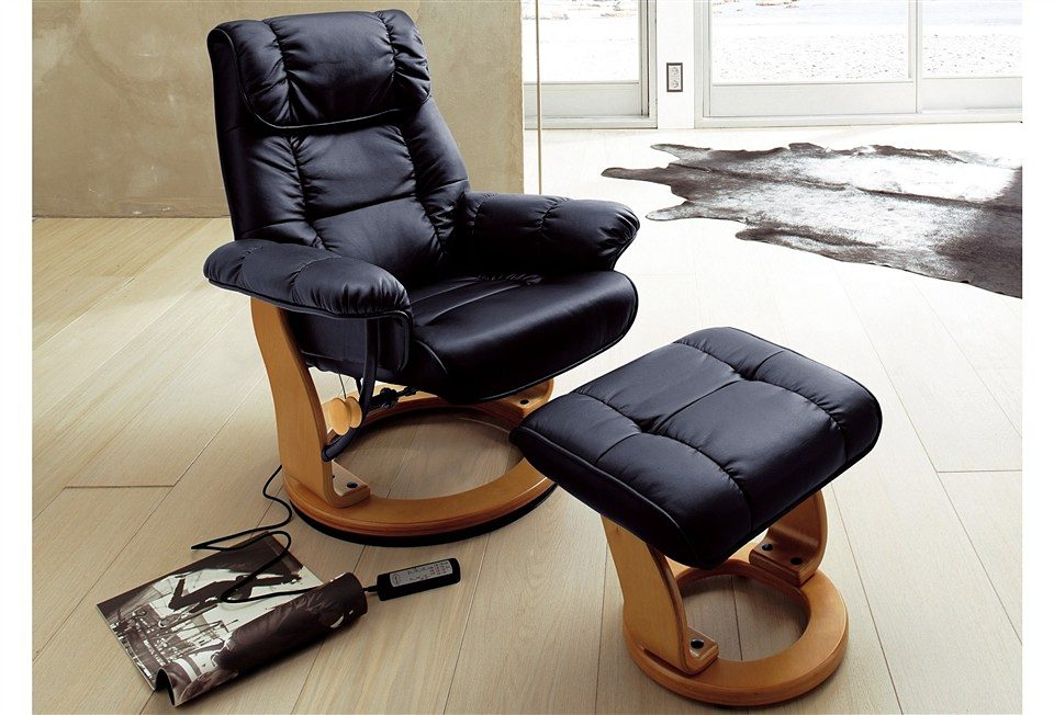Relaxsessel Sale Massagesessel, Alpha Techno, Inklusive Hocker | Otto