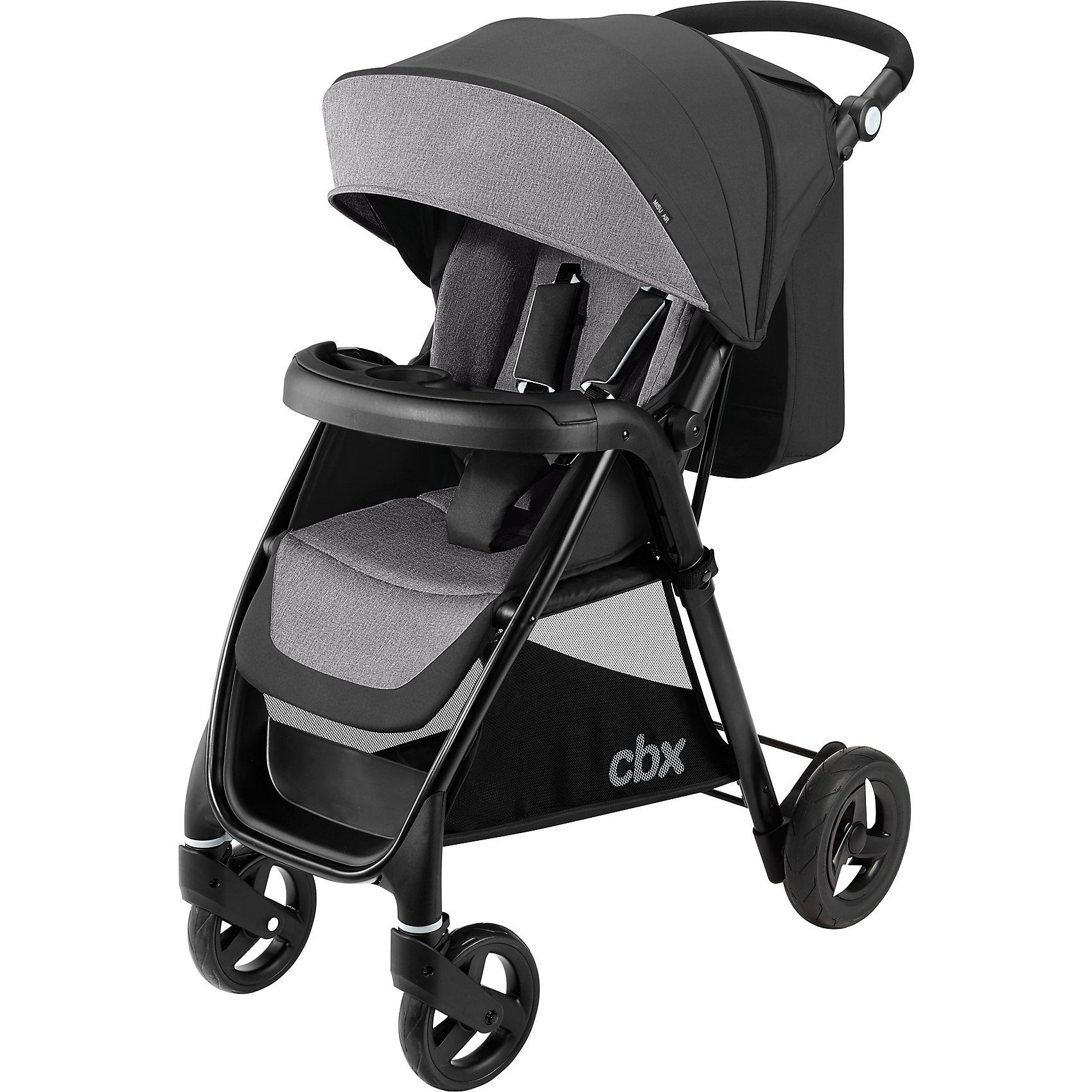 Cybex Buggy Liegeposition Cbx By Cybex Buggy Misu Air Comfy Grey Grey Otto