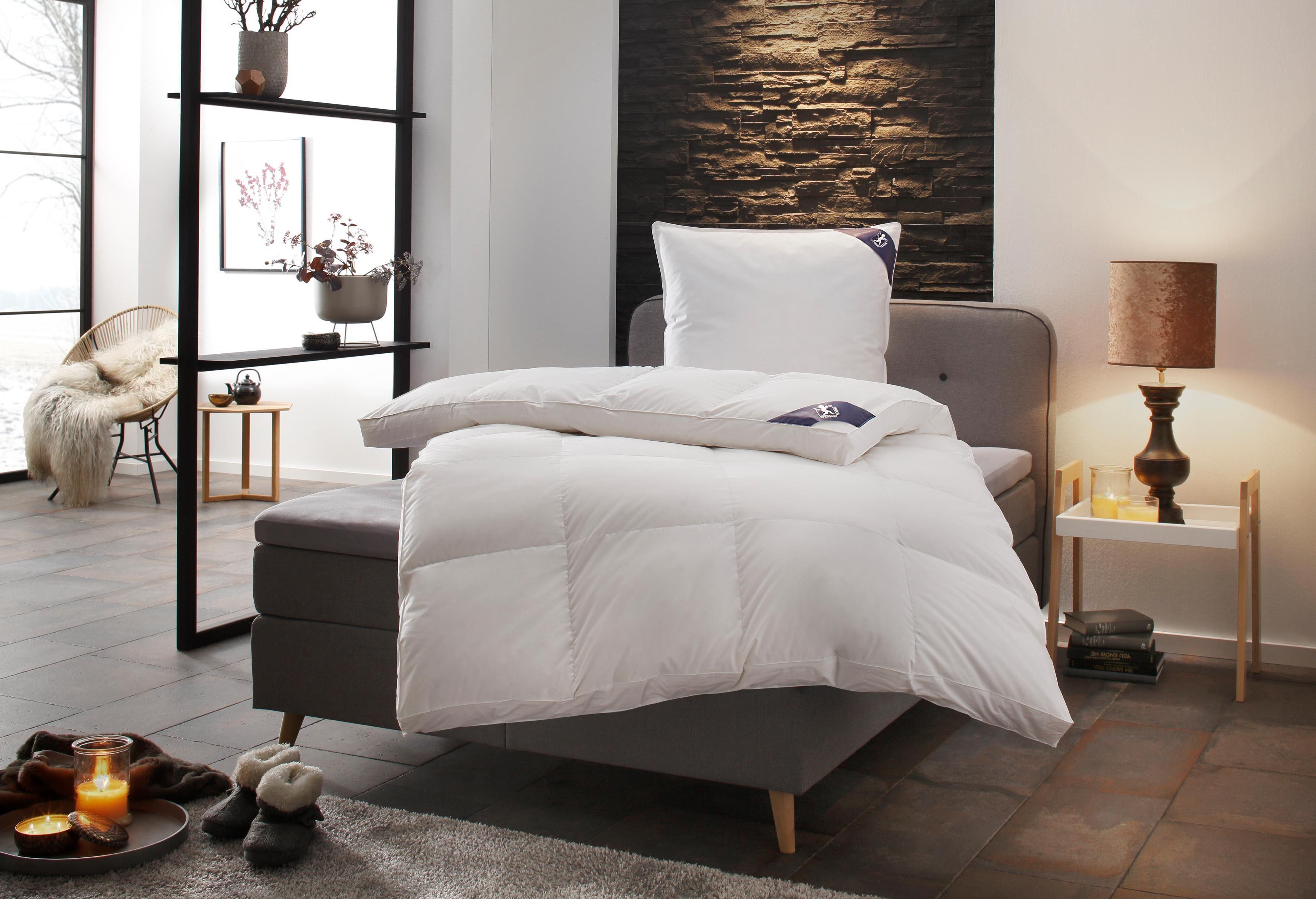 Daunen Bettdecke Daunendecke 135x200 Preisvergleich Die Besten