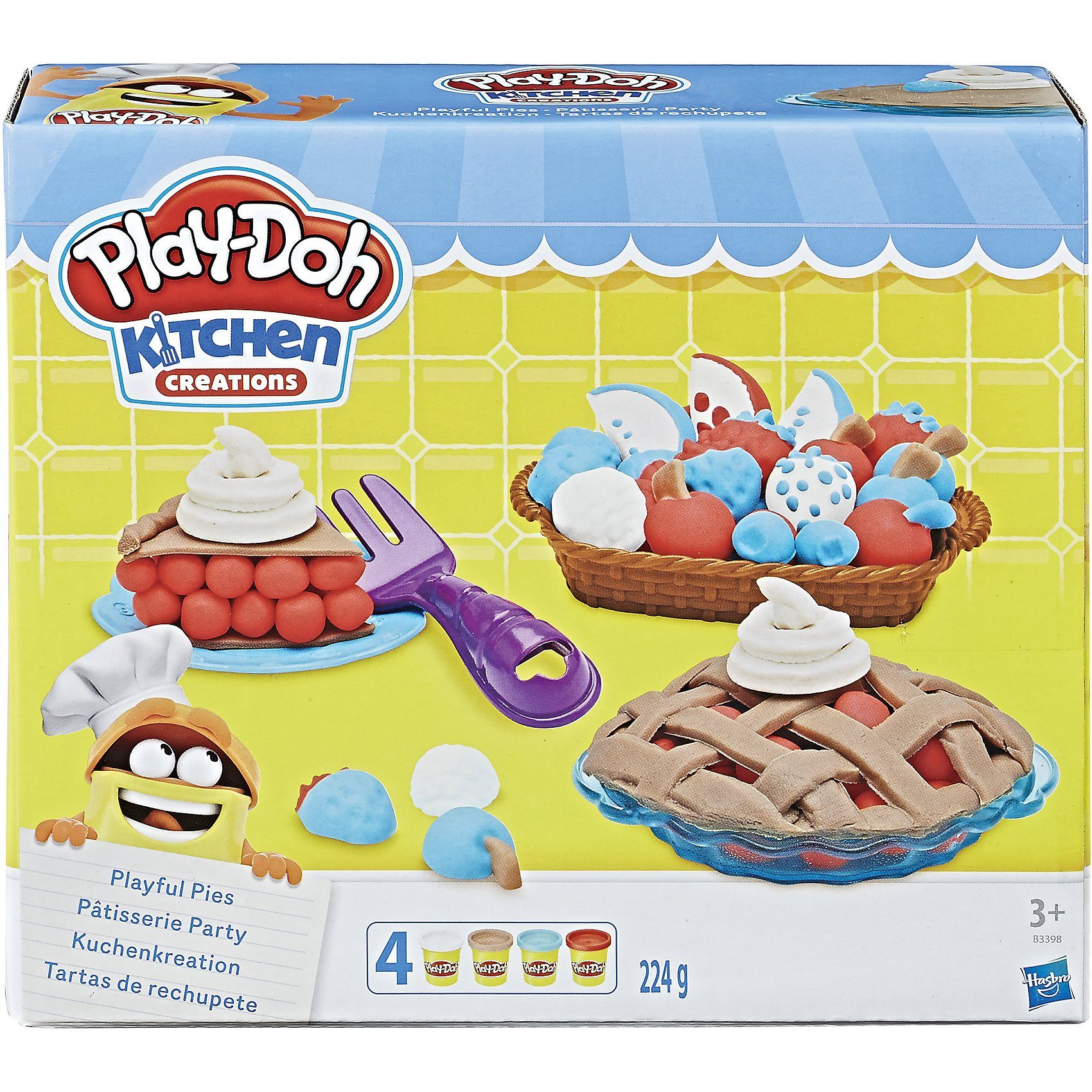 Play Doh Knet Küche Play Doh Cake Making Set Play Doh Cake Party Set New 5010994942793