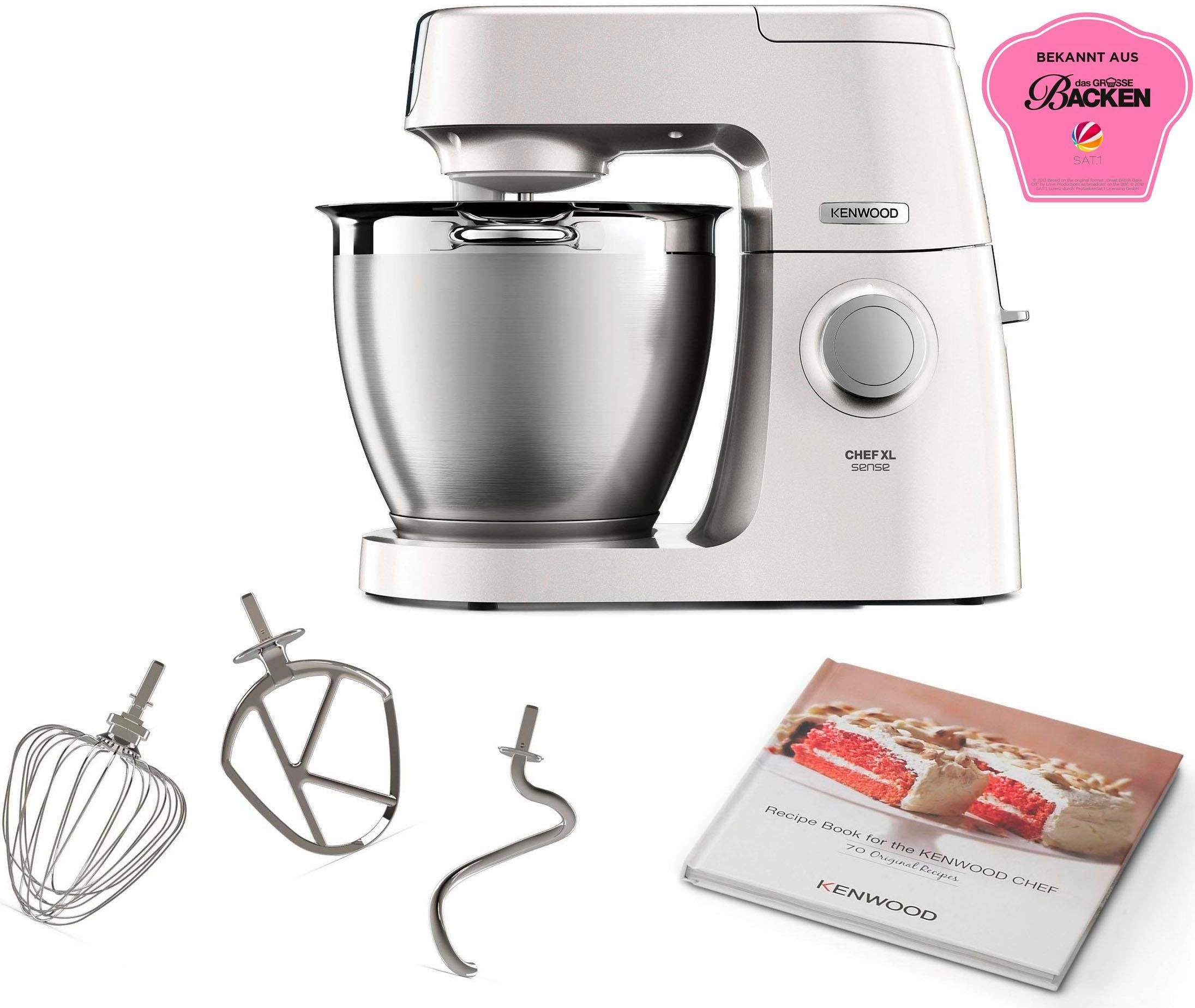 Kenwood Küchenmaschine Chef Kenwood Küchenmaschine Amazon
