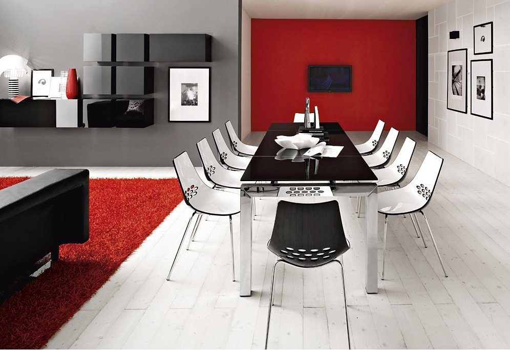 Farbige Stühle Connubia By Calligaris Stühle »cb/1059 Jam«, (2 Stck