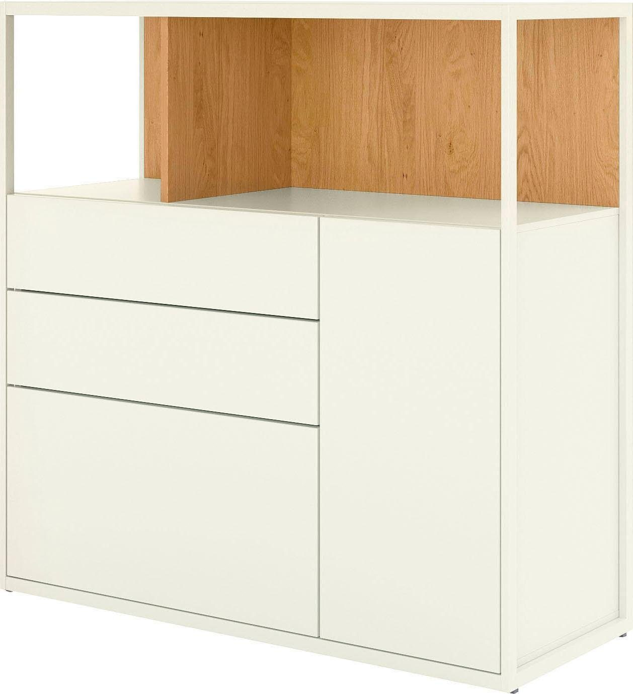 Highboard Küche Deko Now! By Hülsta Highboard »now! Vision«, Breite 108, 7 Cm