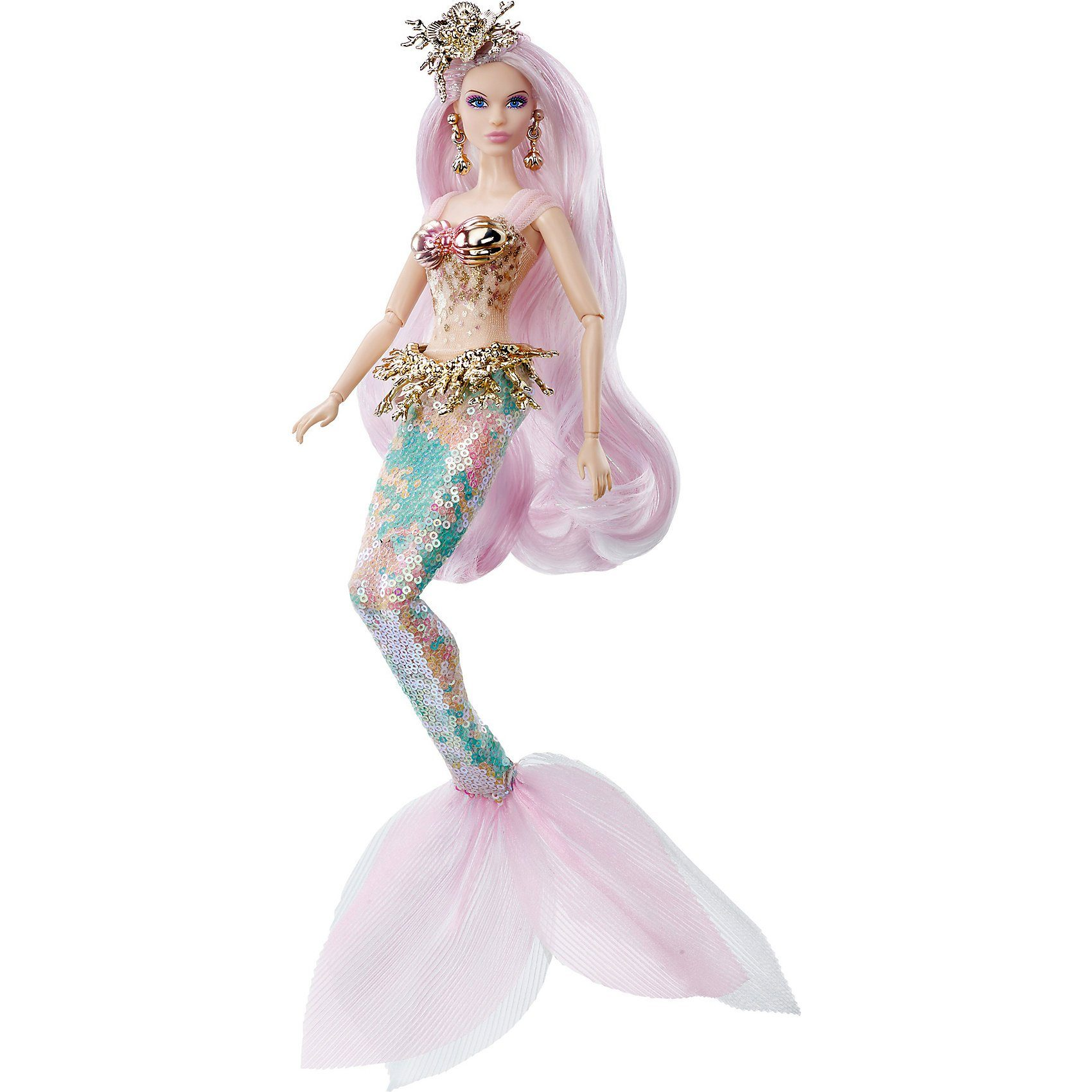 Pinke Küche Mattel® Barbie Signature Mermaid Enchantress Puppe | Otto