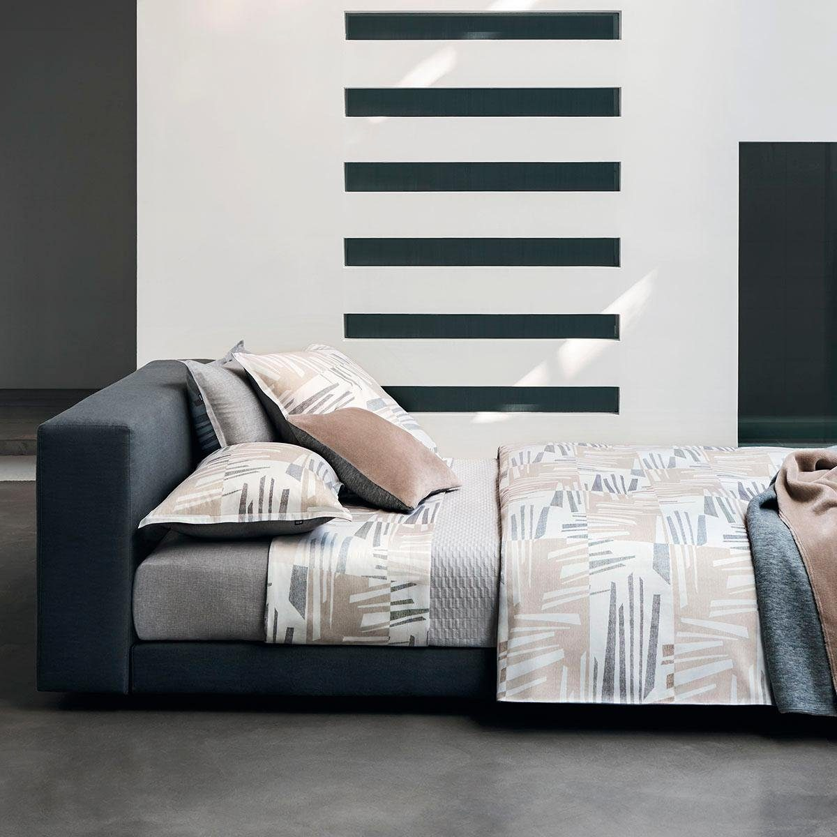 Wendebettwäsche Moment Hugo Boss Home Satin Otto