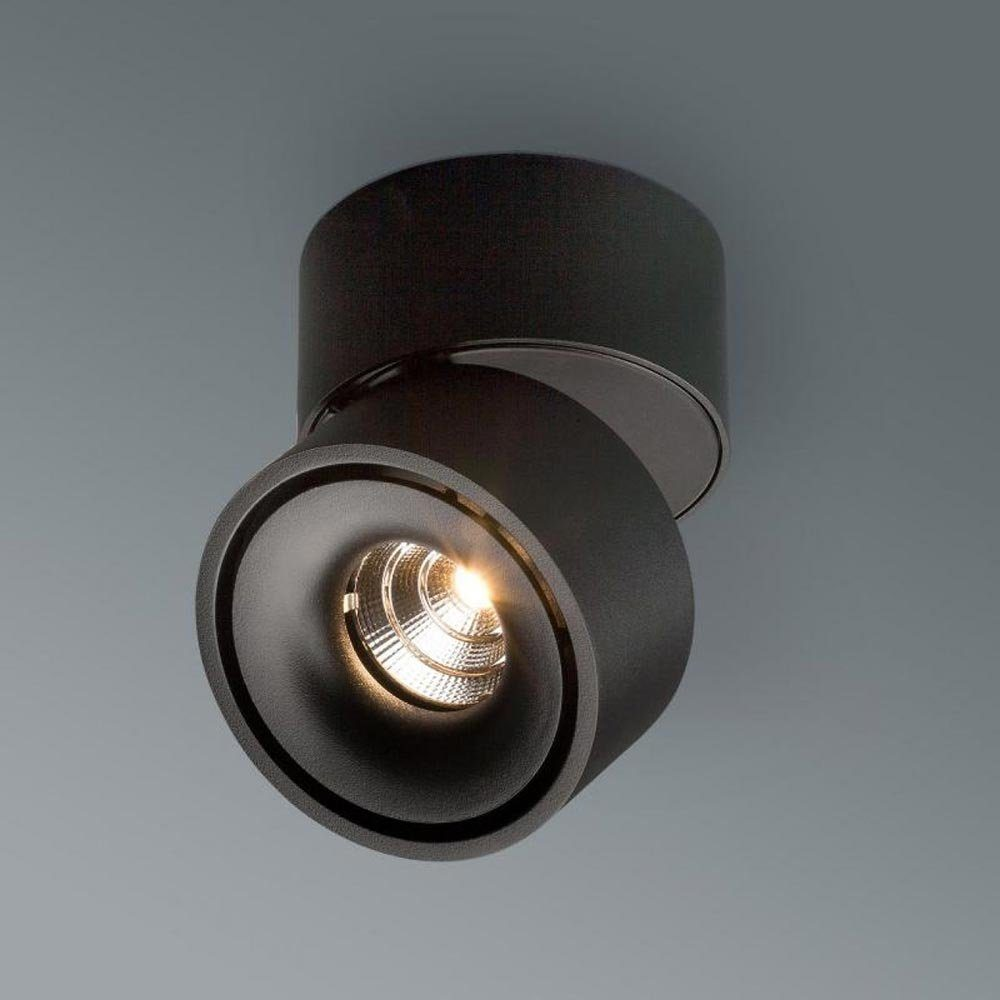 Licht Trend Led Deckenstrahler Led Simple 1320lm Schwarz