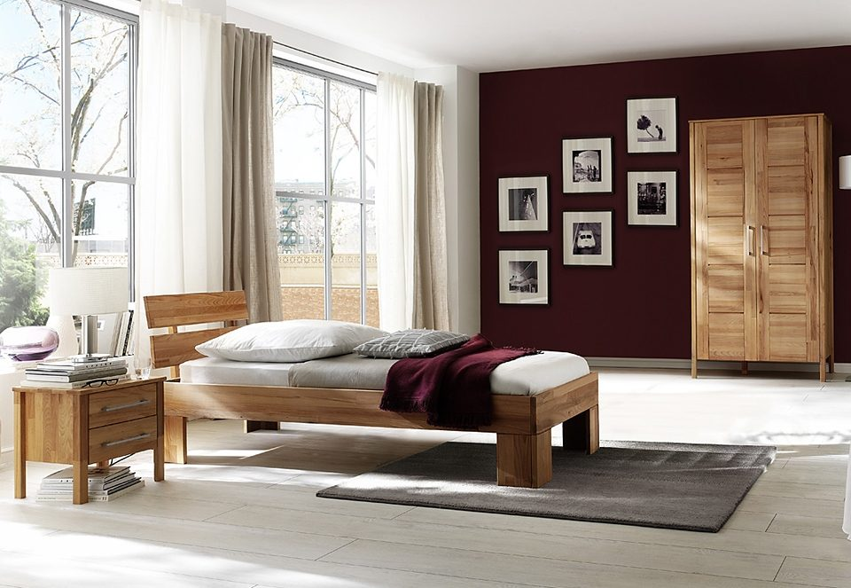 Baur Schlafzimmer Set Home Affaire, Schlafzimmer-set »modesty Ii« In 3 ...