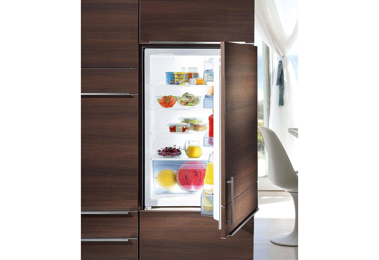 Smeg Kühlschrank 140 Cm : Einbaukühlschrank cm kühlschrank a gefrierfach bosch
