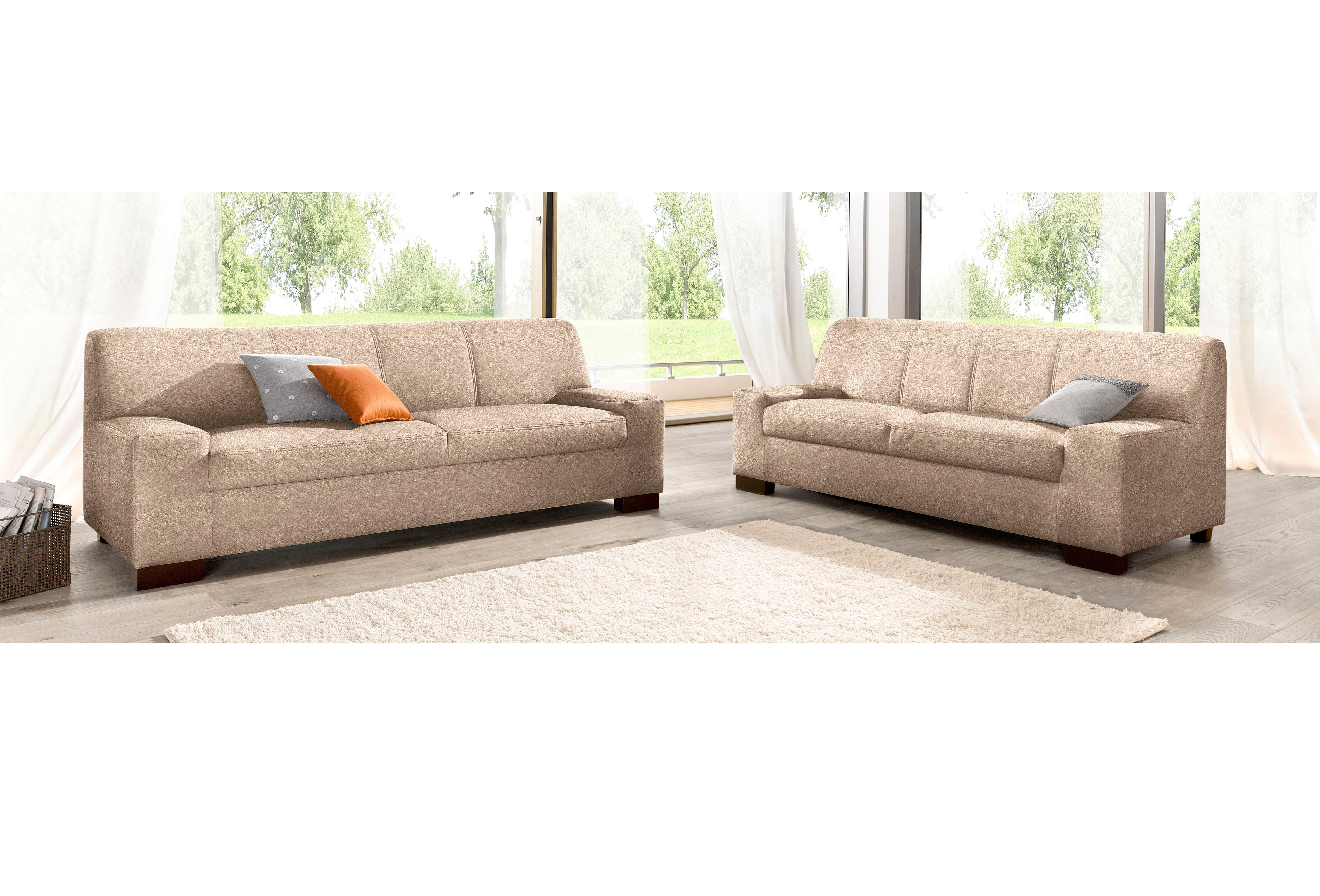 Couchgarnituren Sale Domo Collection Polstergarnitur, (set, 2-tlg) | Otto