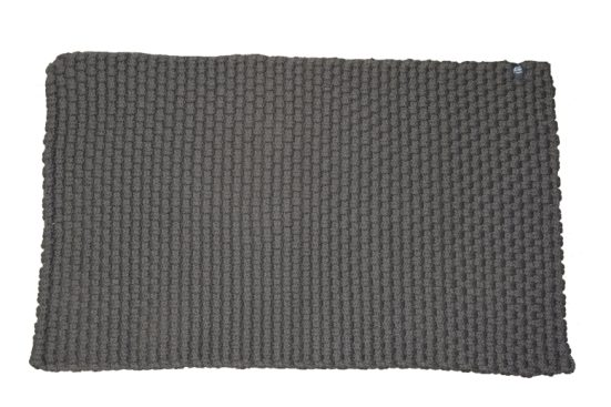 Badematte Knit Houseproud Höhe 1 Mm Geflochtener