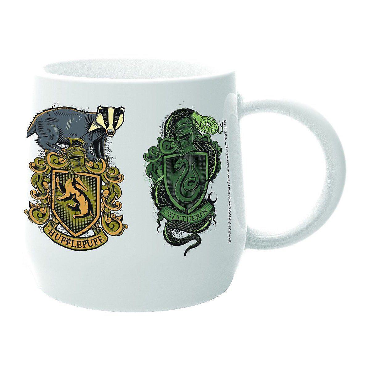 Harry Potter Tasse Harry Potter Becher Wappen Häuser 355 Ml Online Kaufen Otto