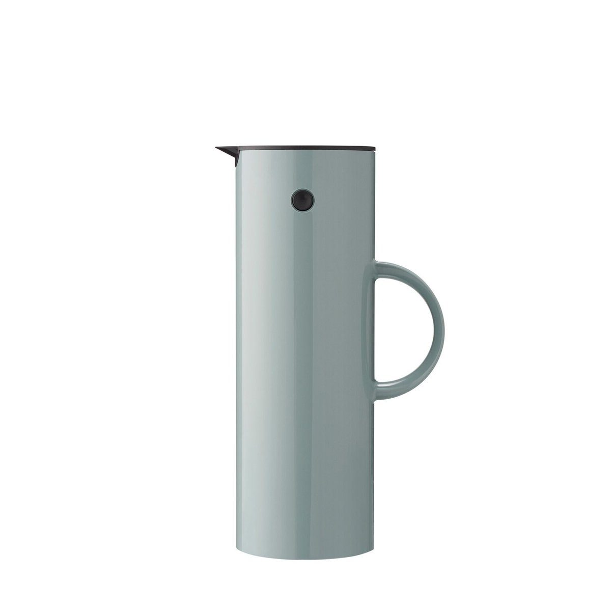 Stelton Isolierkanne Em77 Isolierkanne 1 L Dusty Green