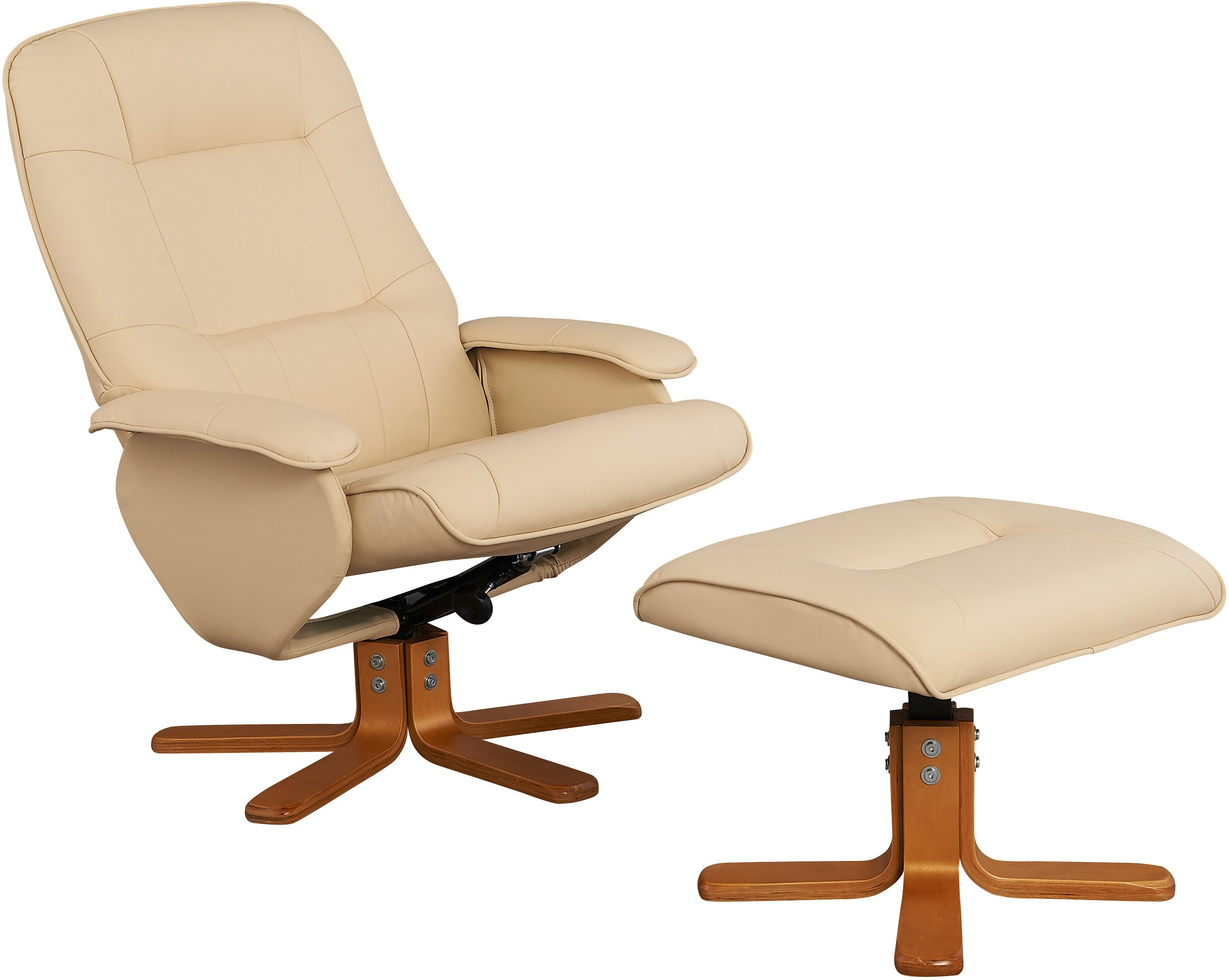 Relaxsessel Ohne Hocker Home Affaire Relaxfauteuil And Hocker Nice In De Online