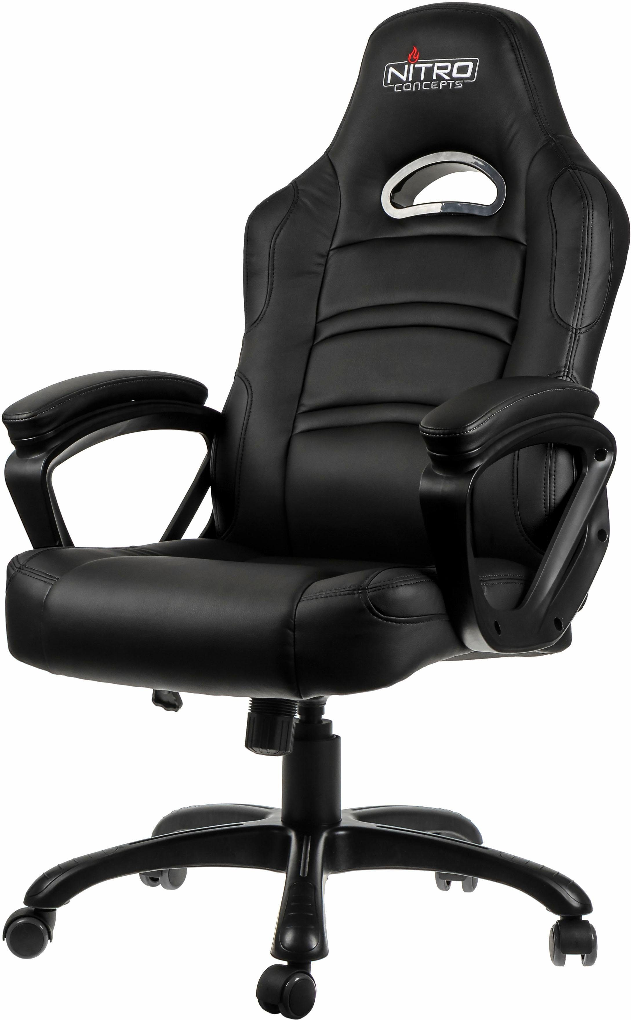 Fauteille Gamer Nitro Chairs C80 Comfort Gaming Stoel