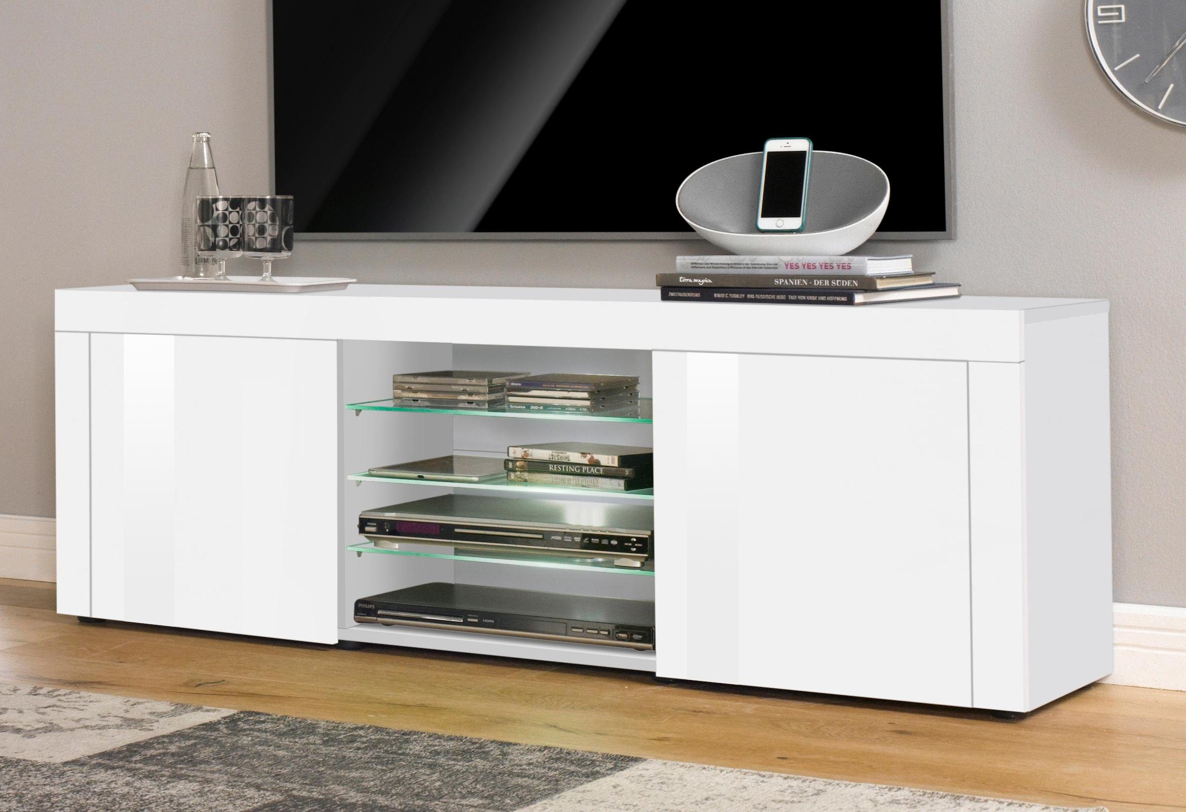 tv meubel breedte 139 cm
