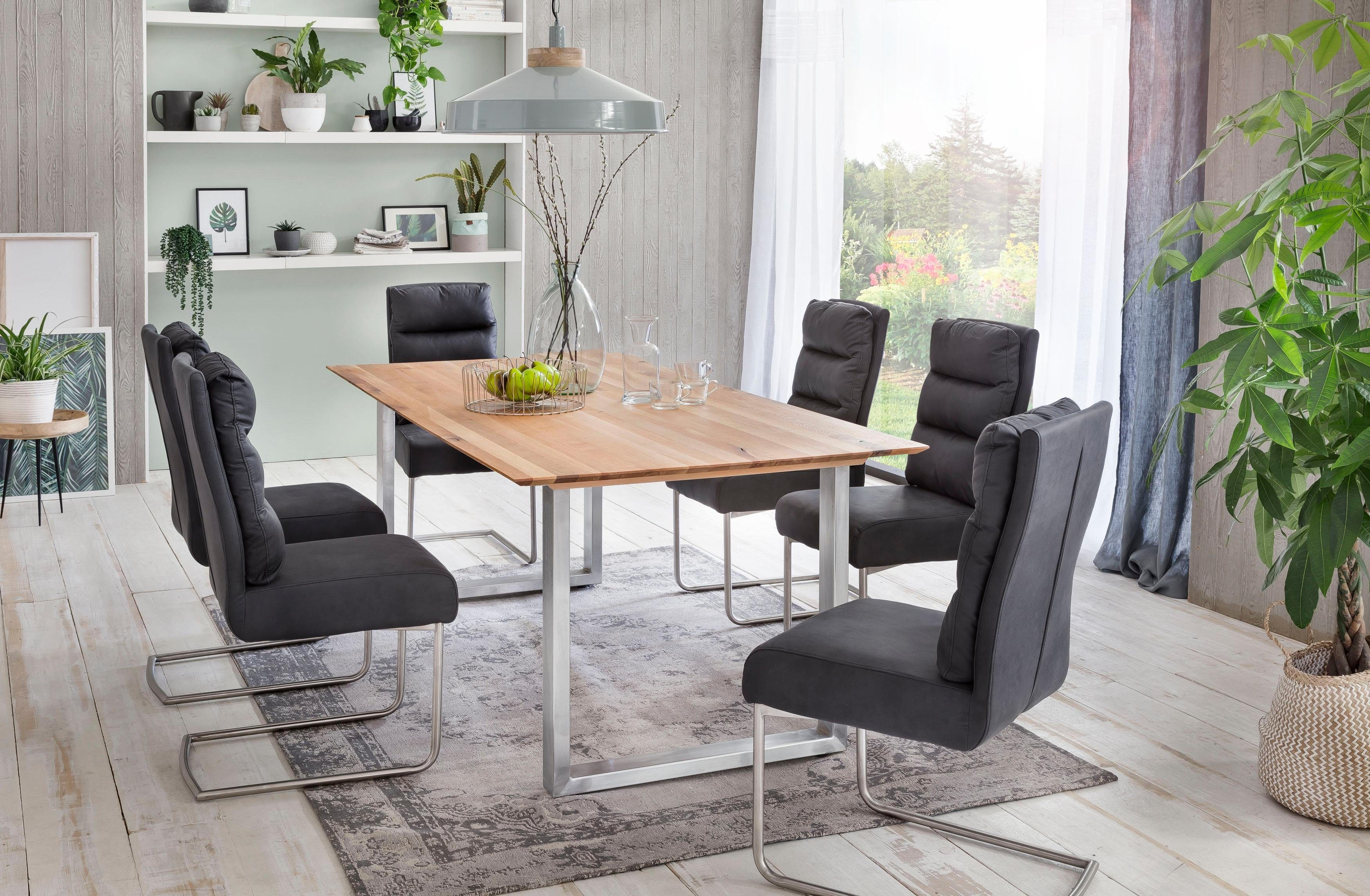Premium Collection By Home Affaire Couchtisch Premium Collection By Home Affaire Eettafel »montreal« In ...