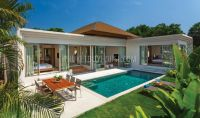 BAN4769: Beautiful & Peaceful Villas with Tropical Garden ...