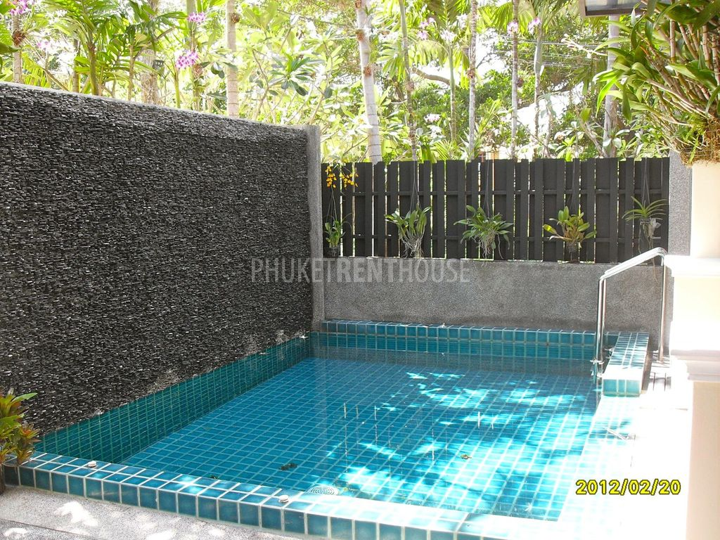 Jacuzzi Pool Service Cha2845 3 Bedrooms Villa With Private Pool And Jacuzzi