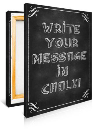 Chalkboard Generator - PosterGen