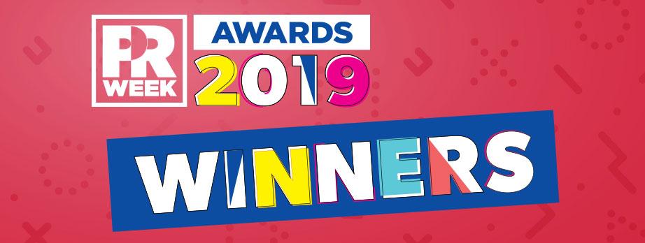 PRWeek US Awards 2019 The Winners PR Week