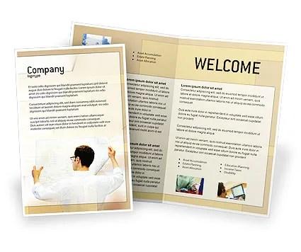 Building Architecture Brochure Template Design and Layout, Download - architecture brochure template
