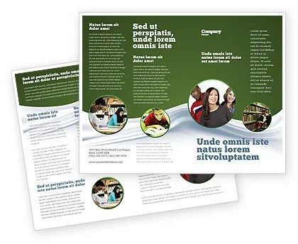 Hard Learning Brochure Template Design and Layout, Download Now