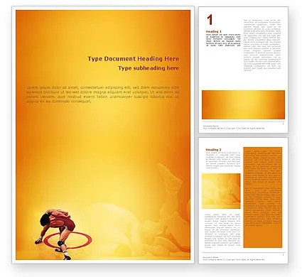 free template for word - Boatjeremyeaton - Brochure Template Free Download Microsoft Word