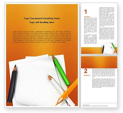 microsoft word notebook template dzeo - notebook paper template for word