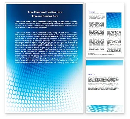 Free Word Background Templates Ophion