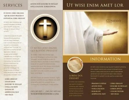 religious brochure dzeo - religious brochure