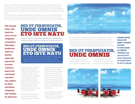 Conference Meeting Brochure Template Design and Layout, Download Now - conference brochure template