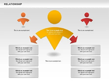 Relationship Diagram for PowerPoint Presentations, Download Now