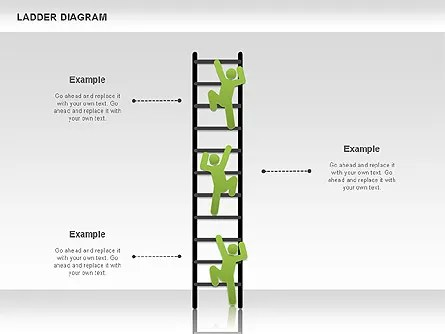 Ladder Diagram For Powerpoint Presentations Download Now