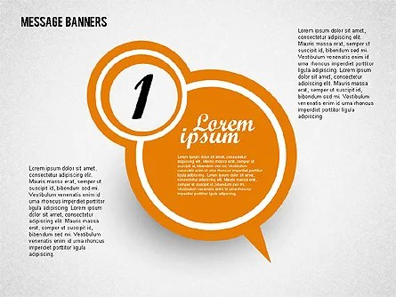 Colored Speech Bubbles for PowerPoint Presentations, Download Now