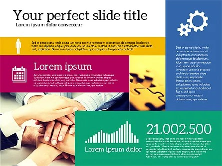 Company Presentation Template for PowerPoint Presentations, Download - company presentation template ppt