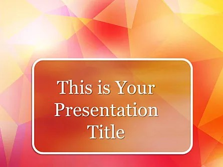 Bright Google Slide Themes for Presentations, Download Now