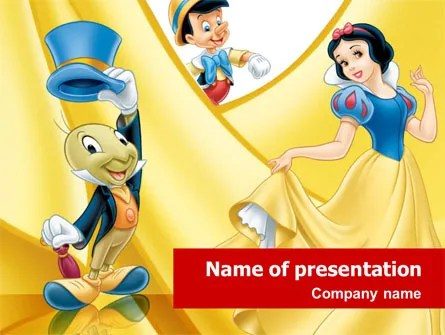 Cartoon PowerPoint Templates and Backgrounds for Your Presentations