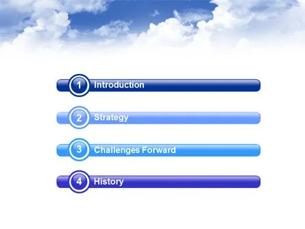 Navy PowerPoint Template, Backgrounds 01614 PoweredTemplate - navy powerpoint templates