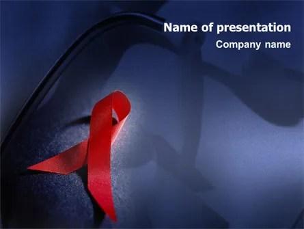 Plantilla de PowerPoint - sida, fondos 01892 PoweredTemplate