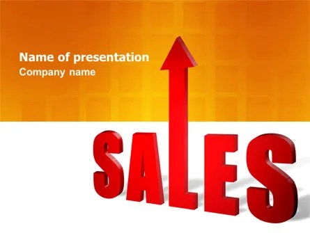 Sales PowerPoint Template, Backgrounds 03579 PoweredTemplate - sales presentation template