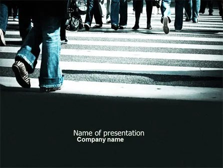 Social Psychology PowerPoint Template, Backgrounds 04417